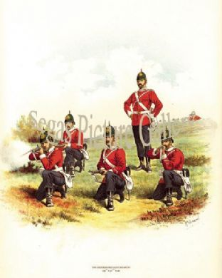 Oxfordshire Light Infantry (43rd & 52nd Foot)
